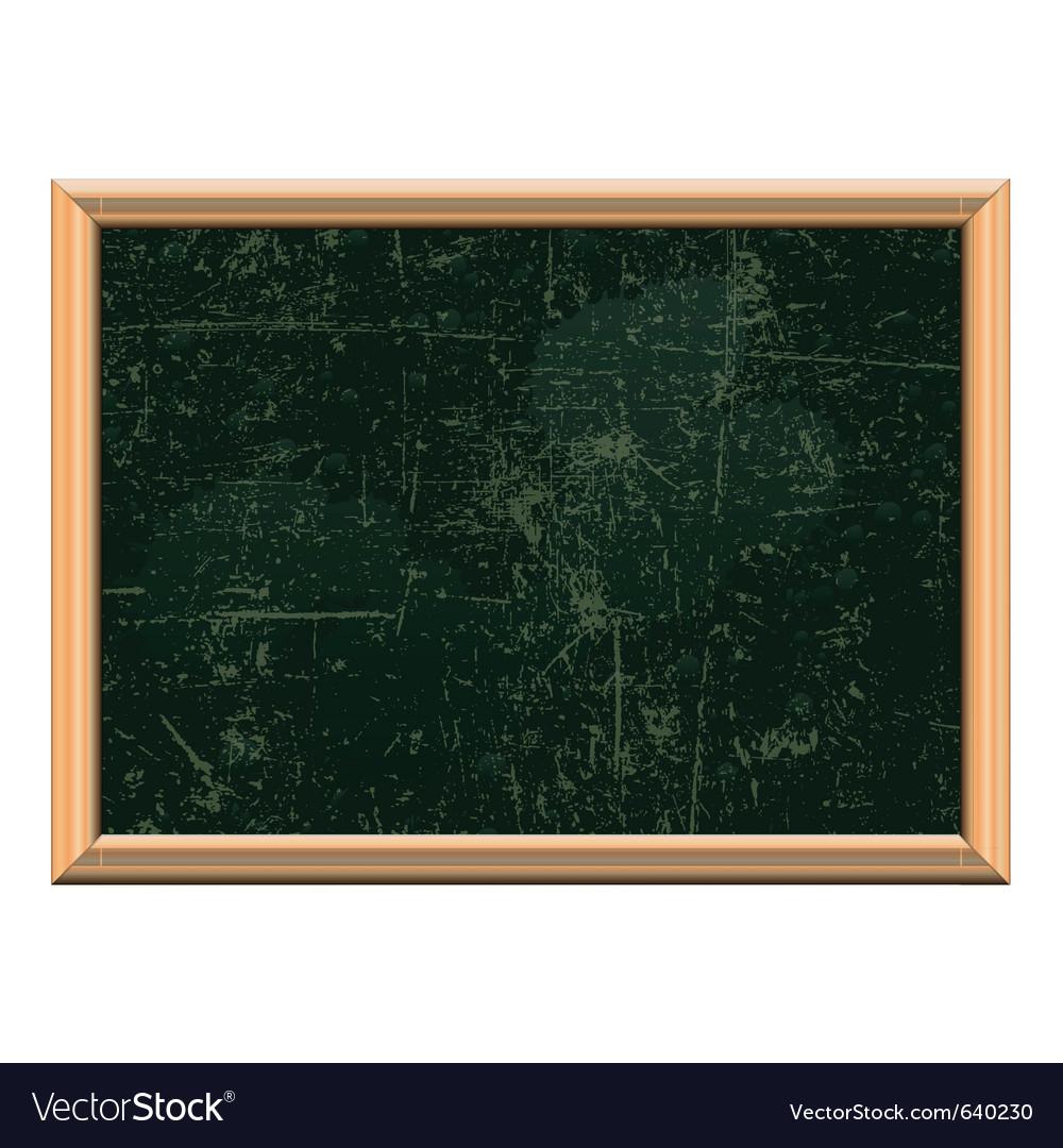 Blackboard vector | Price: 1 Credit (USD $1)