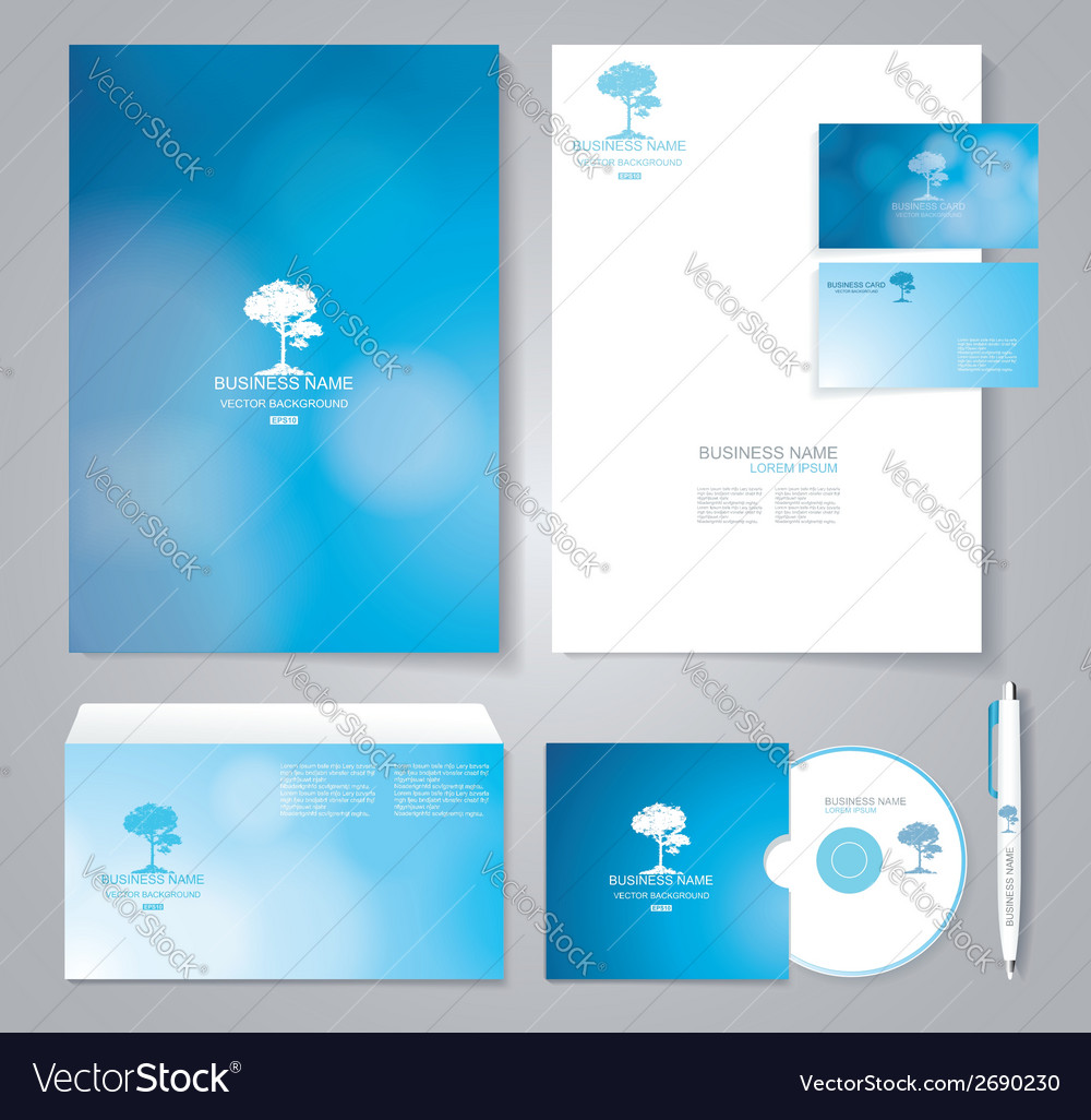 Template for business artworks vector   Price: 1 Credit (USD $1)