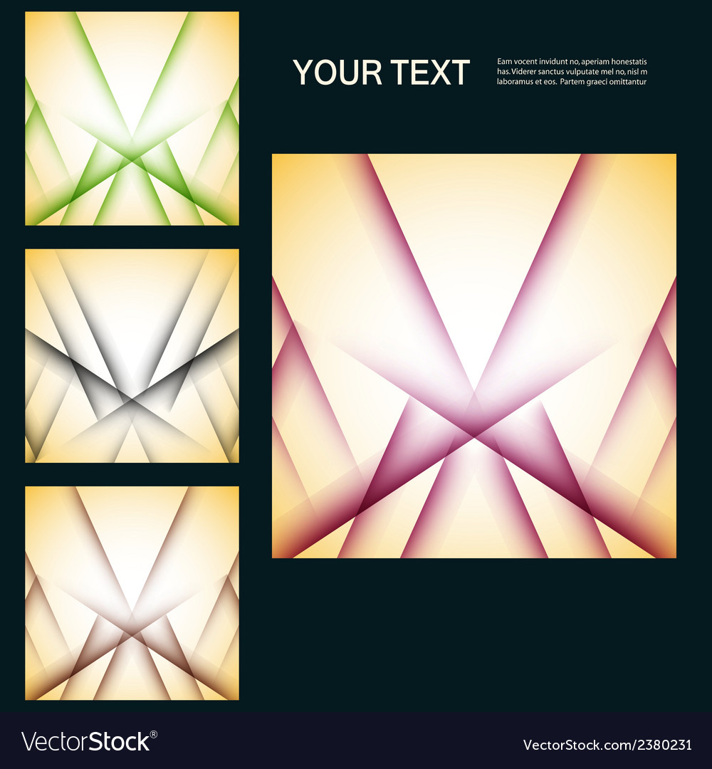 Set color line elements vector   Price: 1 Credit (USD $1)