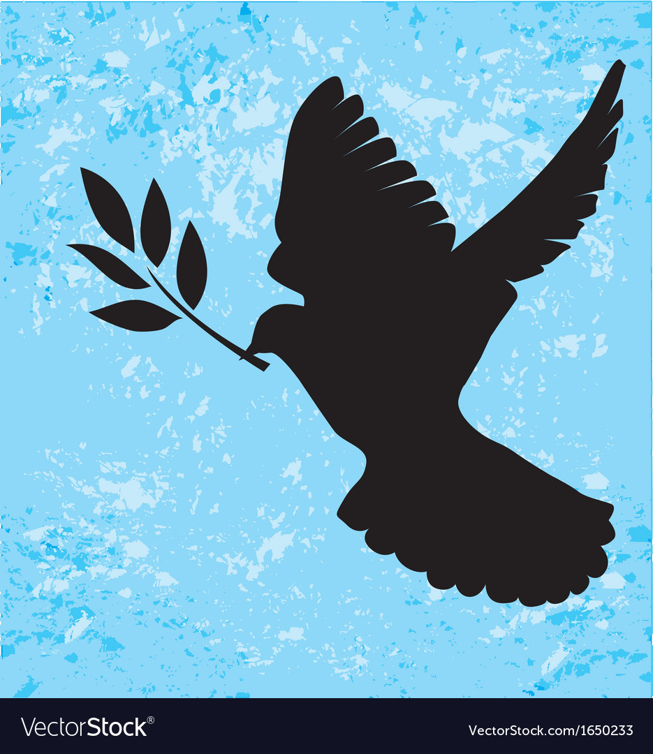 Dove vector | Price: 1 Credit (USD $1)