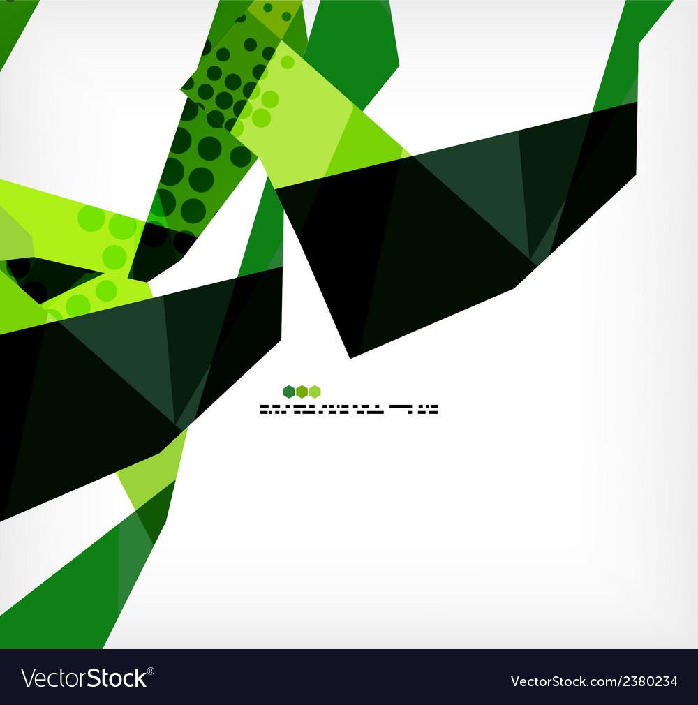 Geometrical unusual pattern vector | Price: 1 Credit (USD $1)