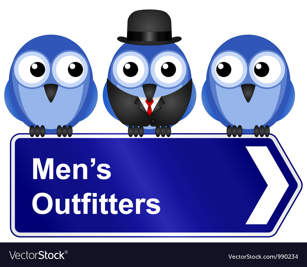 Mens outfitters vector | Price: 1 Credit (USD $1)