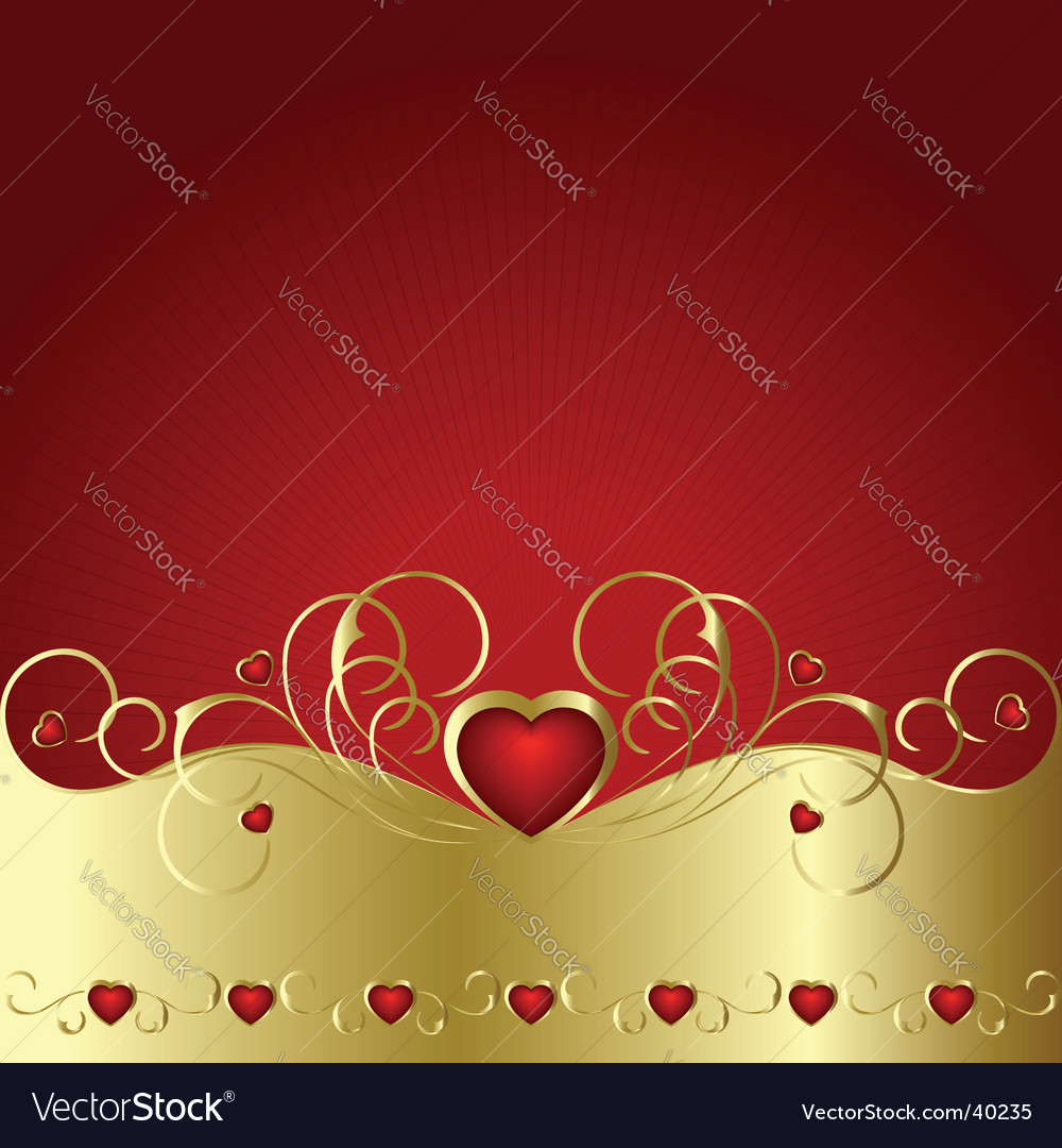 Valentine's heart vector | Price: 1 Credit (USD $1)