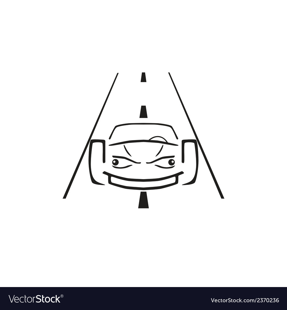 Car emblem vector | Price: 1 Credit (USD $1)