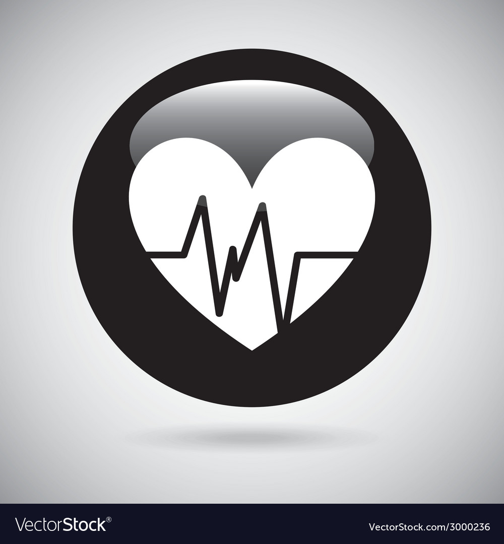 Cardio design vector | Price: 1 Credit (USD $1)
