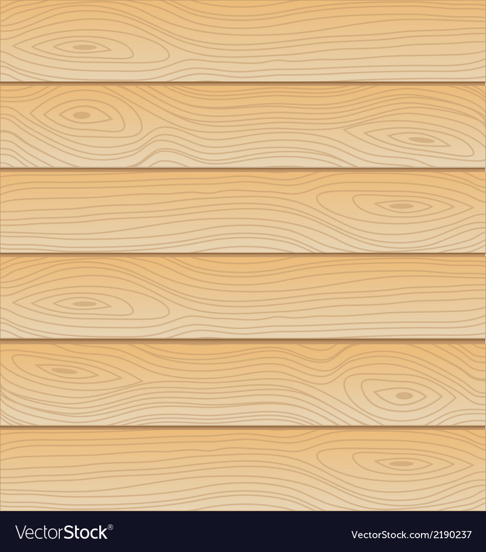 Brown wooden plank texture background vector | Price: 1 Credit (USD $1)