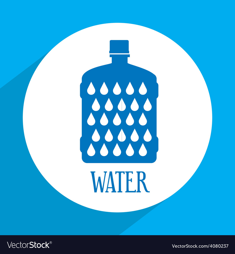 Natural water vector | Price: 1 Credit (USD $1)