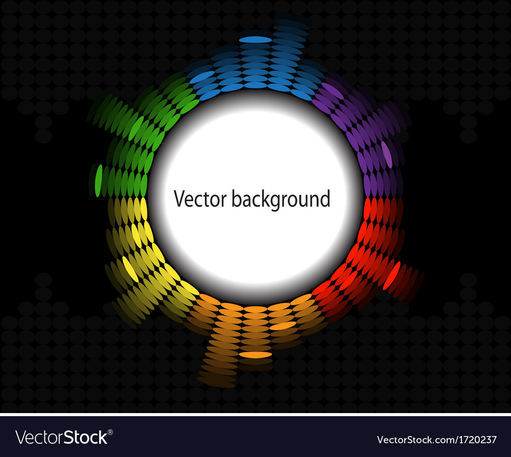 Round equalizer vector | Price: 1 Credit (USD $1)