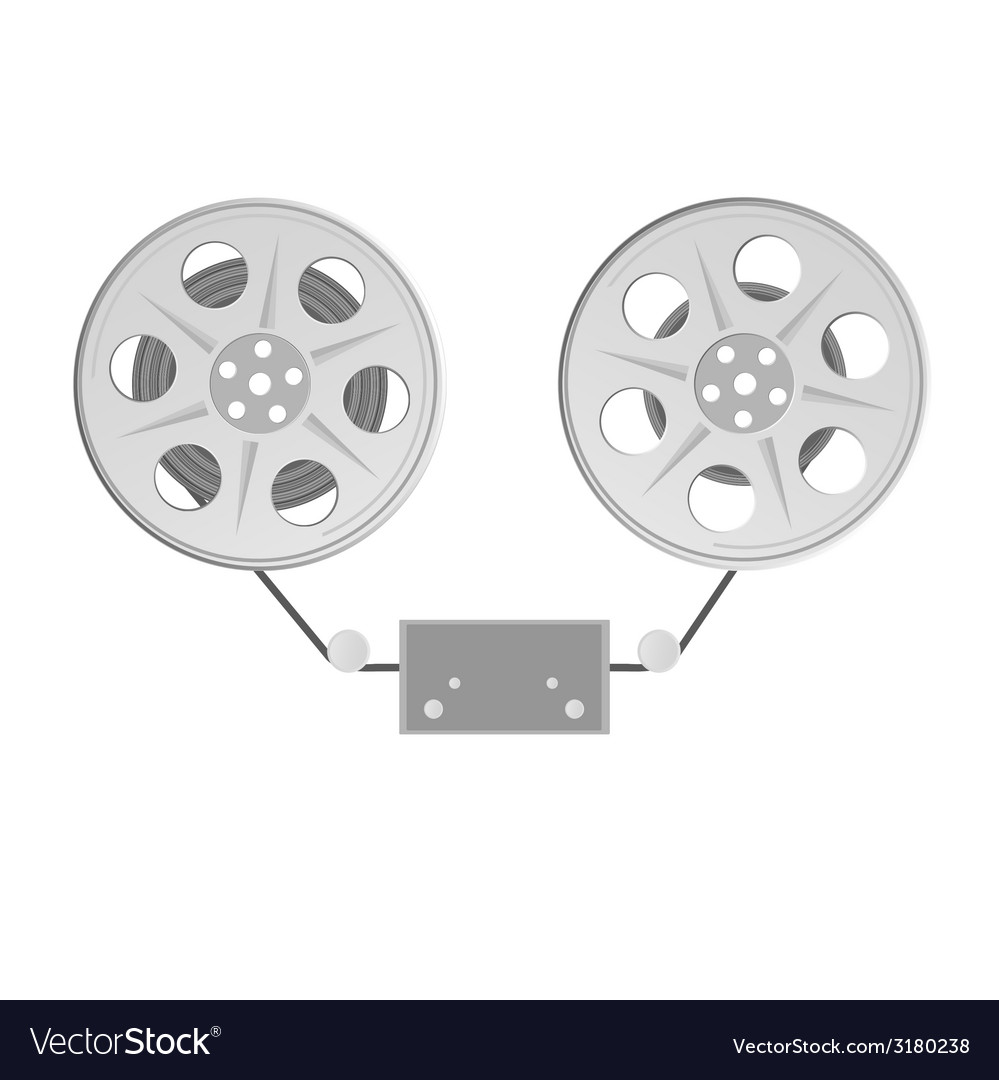 Film tape vector | Price: 1 Credit (USD $1)