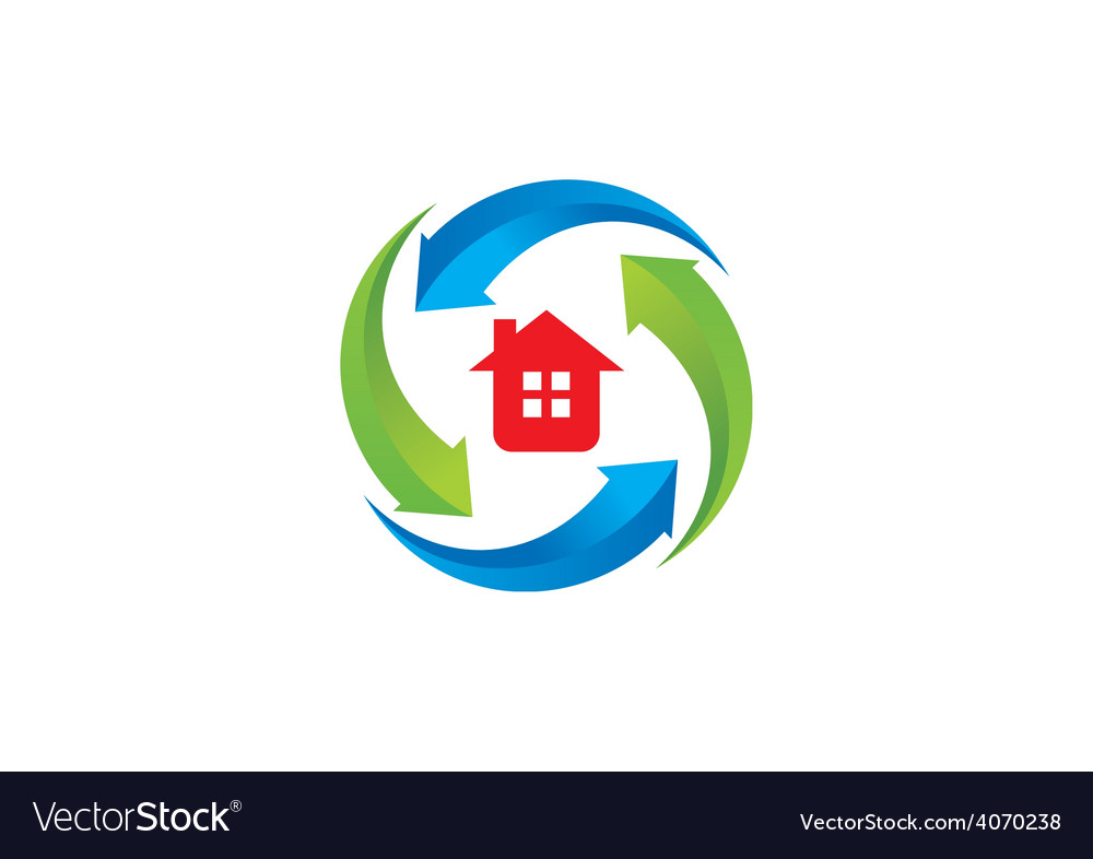 Home house protection tool logo vector | Price: 1 Credit (USD $1)