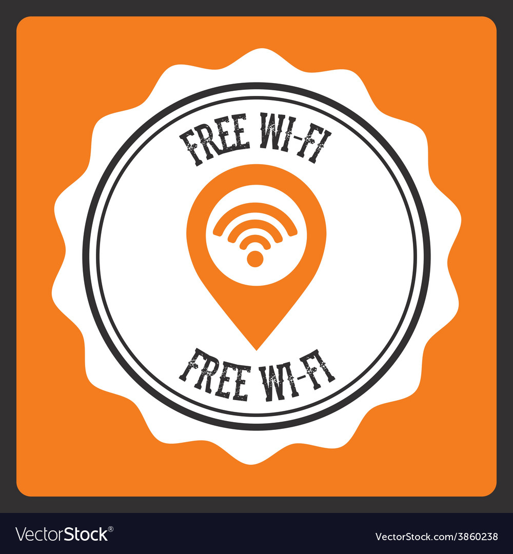 Wifi signal vector | Price: 1 Credit (USD $1)