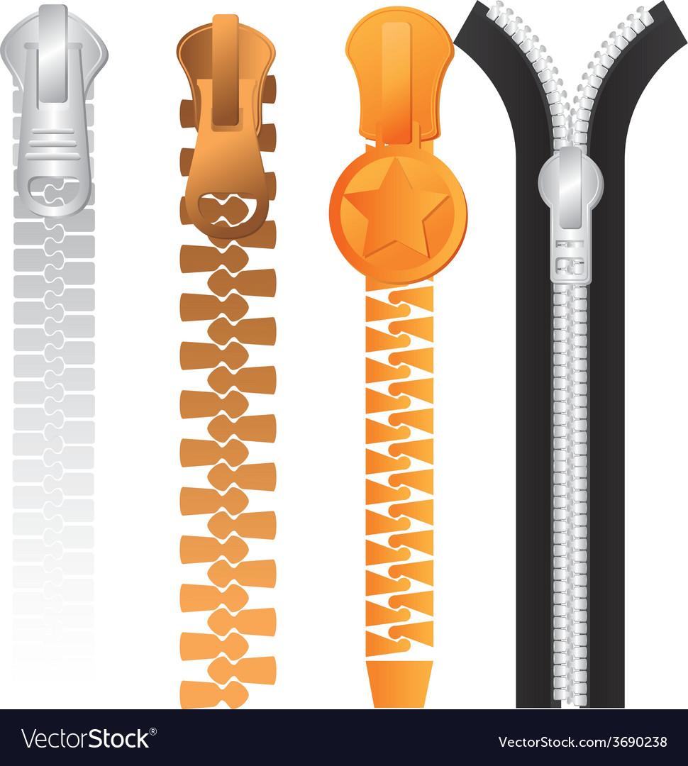 Zipper design vector   Price: 1 Credit (USD $1)