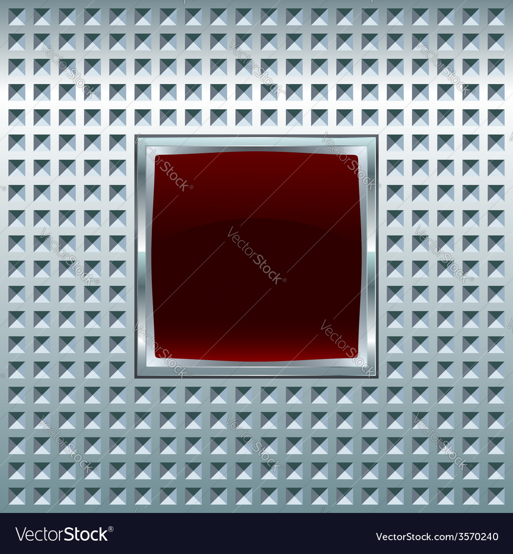 Glossy square screen vector | Price: 1 Credit (USD $1)