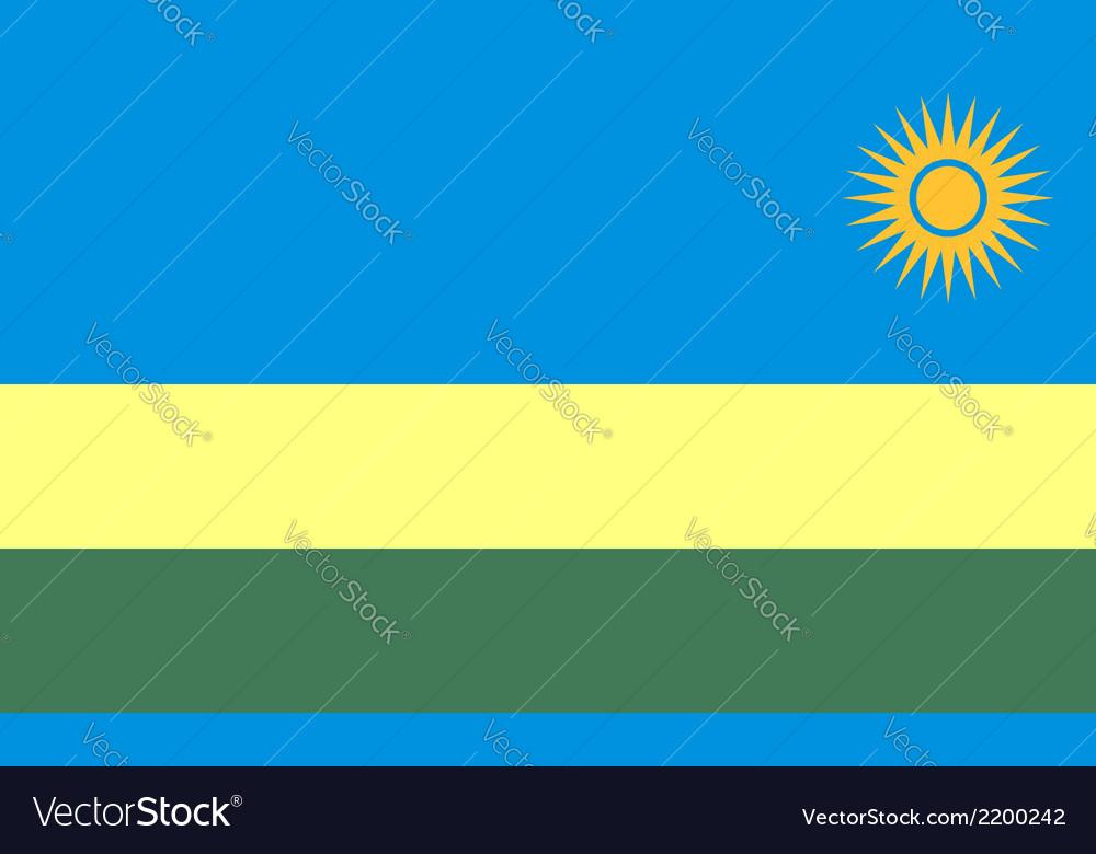 Rwanda vector | Price: 1 Credit (USD $1)