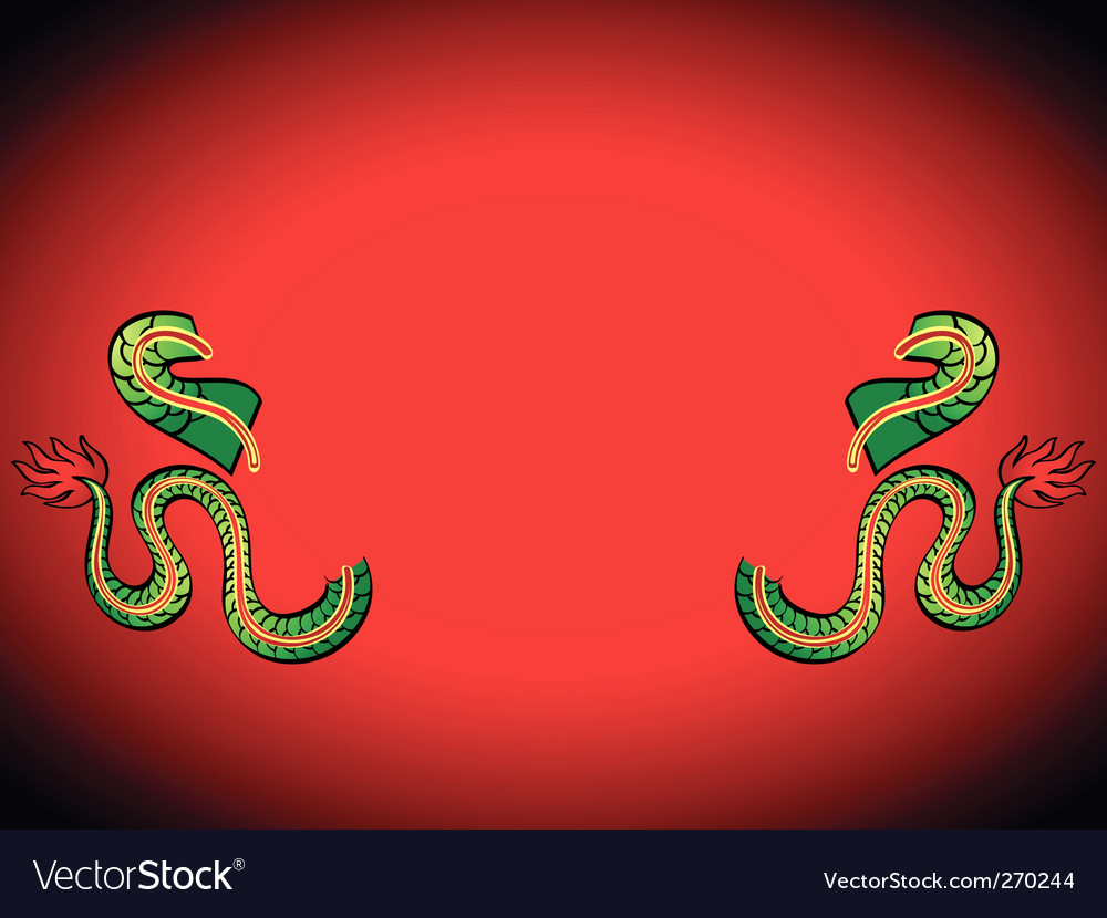 Chinese new year banner vector | Price: 1 Credit (USD $1)