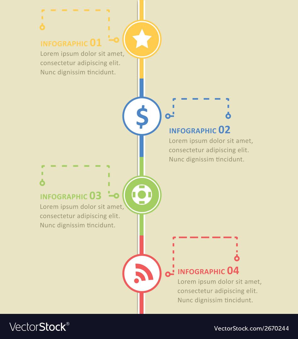 Infographic 26 vector | Price: 1 Credit (USD $1)