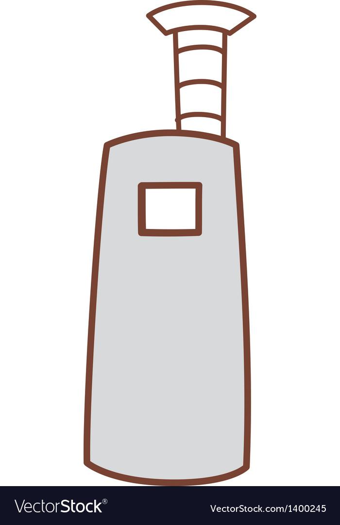 A blast furnace vector | Price: 1 Credit (USD $1)