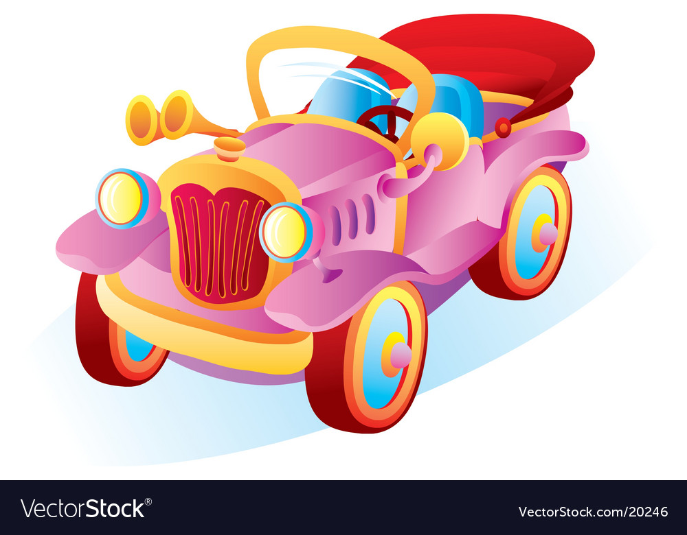 The car vector | Price: 3 Credit (USD $3)