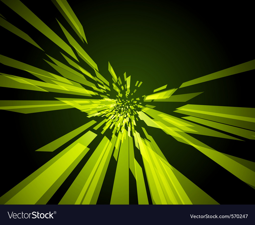 Abstract technology lines vector | Price: 1 Credit (USD $1)