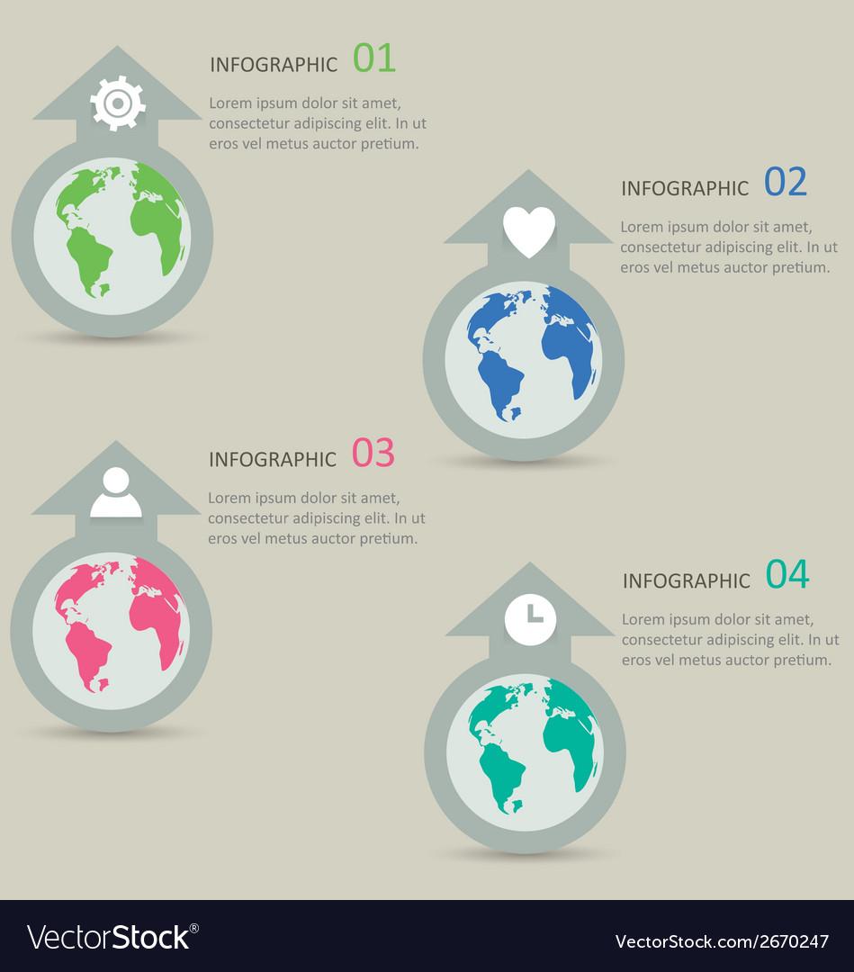 Infographic 27 vector | Price: 1 Credit (USD $1)