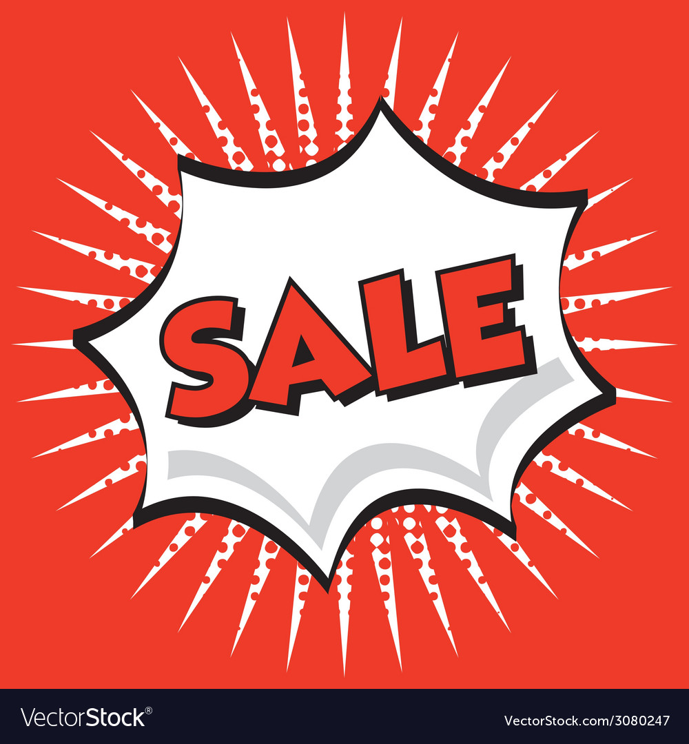 Sale design vector | Price: 1 Credit (USD $1)