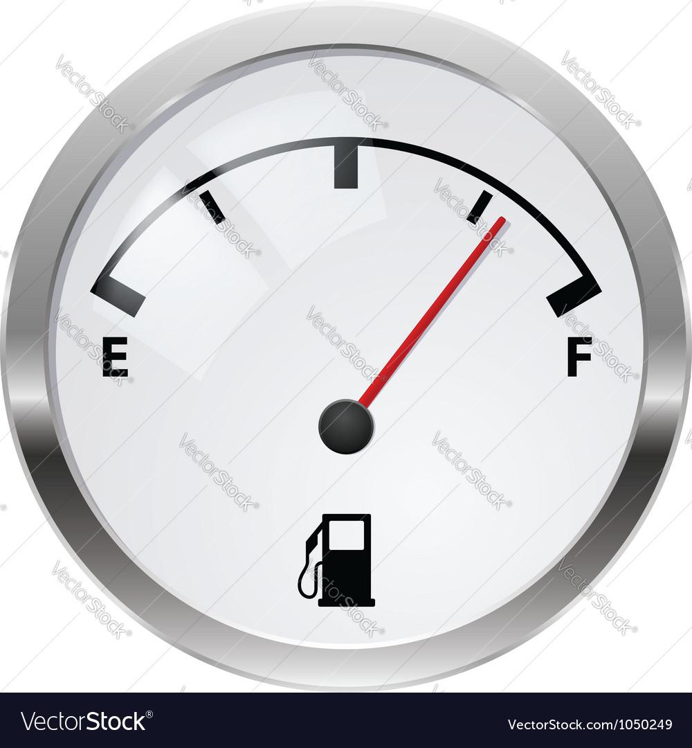 Fuel indicator vector   Price: 1 Credit (USD $1)