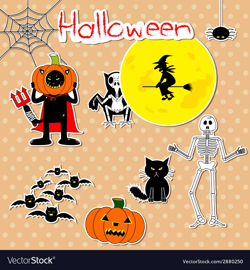 34halloween4 vector | Price: 1 Credit (USD $1)