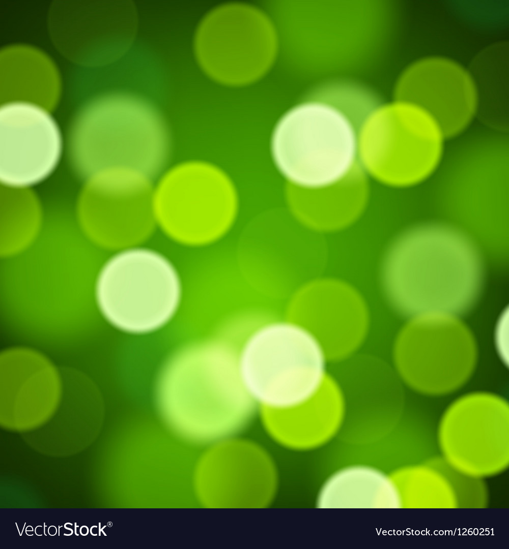Abstract blurred saint patrick day background vector | Price: 1 Credit (USD $1)