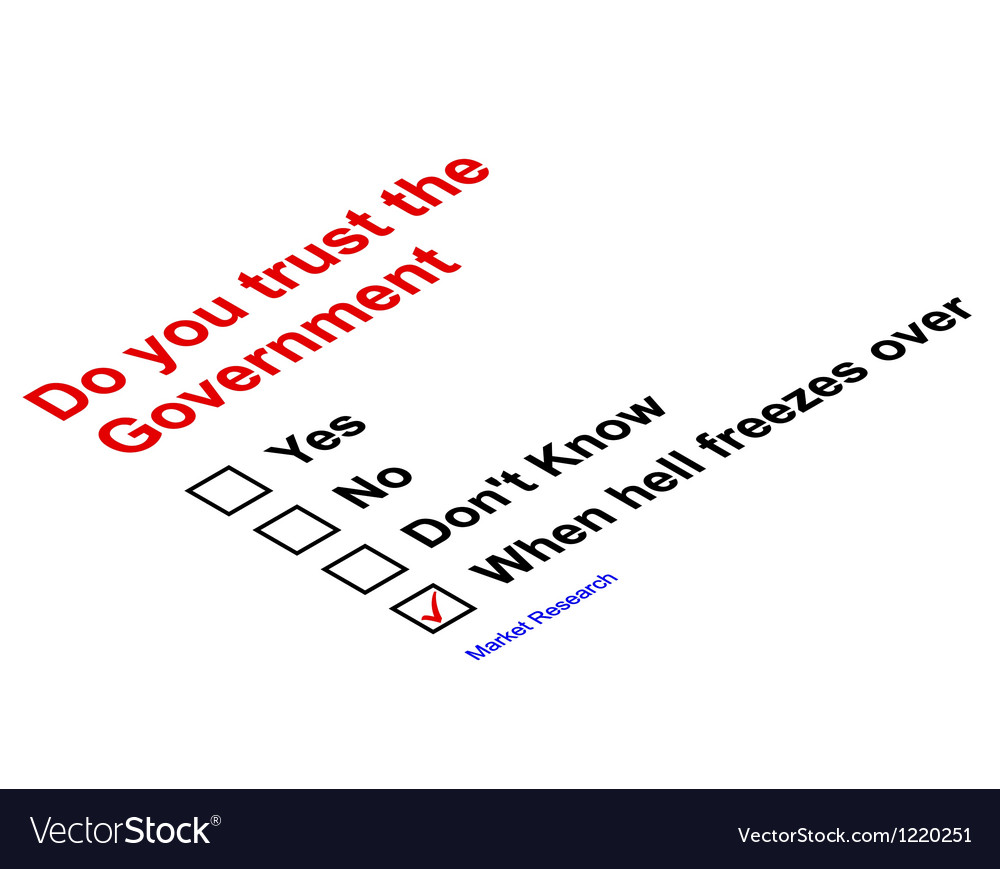 Market research government vector | Price: 1 Credit (USD $1)