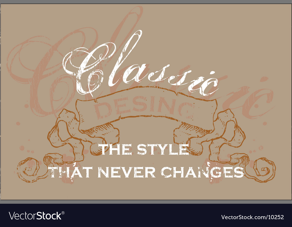 Seal classic vector | Price: 1 Credit (USD $1)