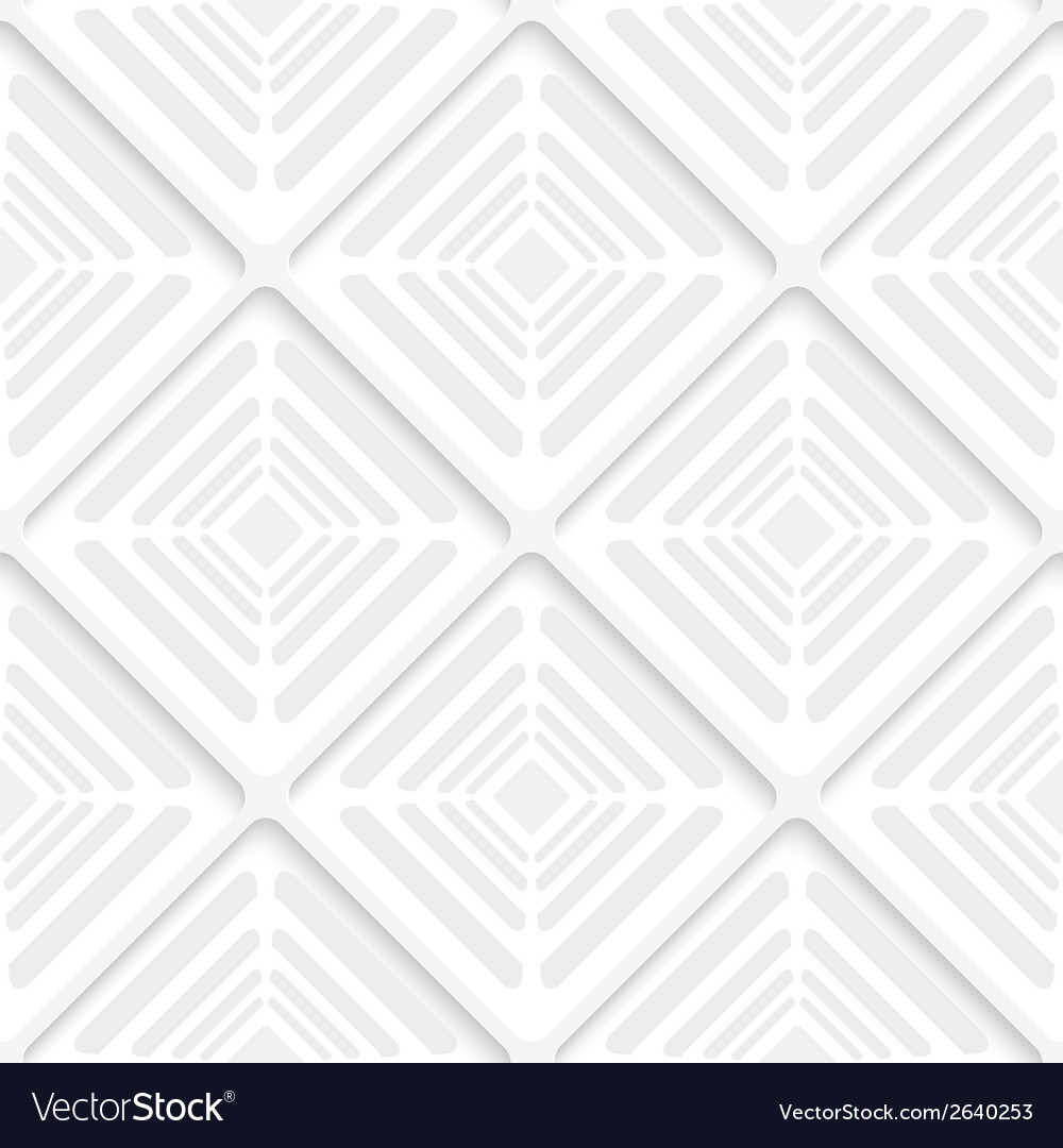 Diagonal gray offset squares pattern vector | Price: 1 Credit (USD $1)
