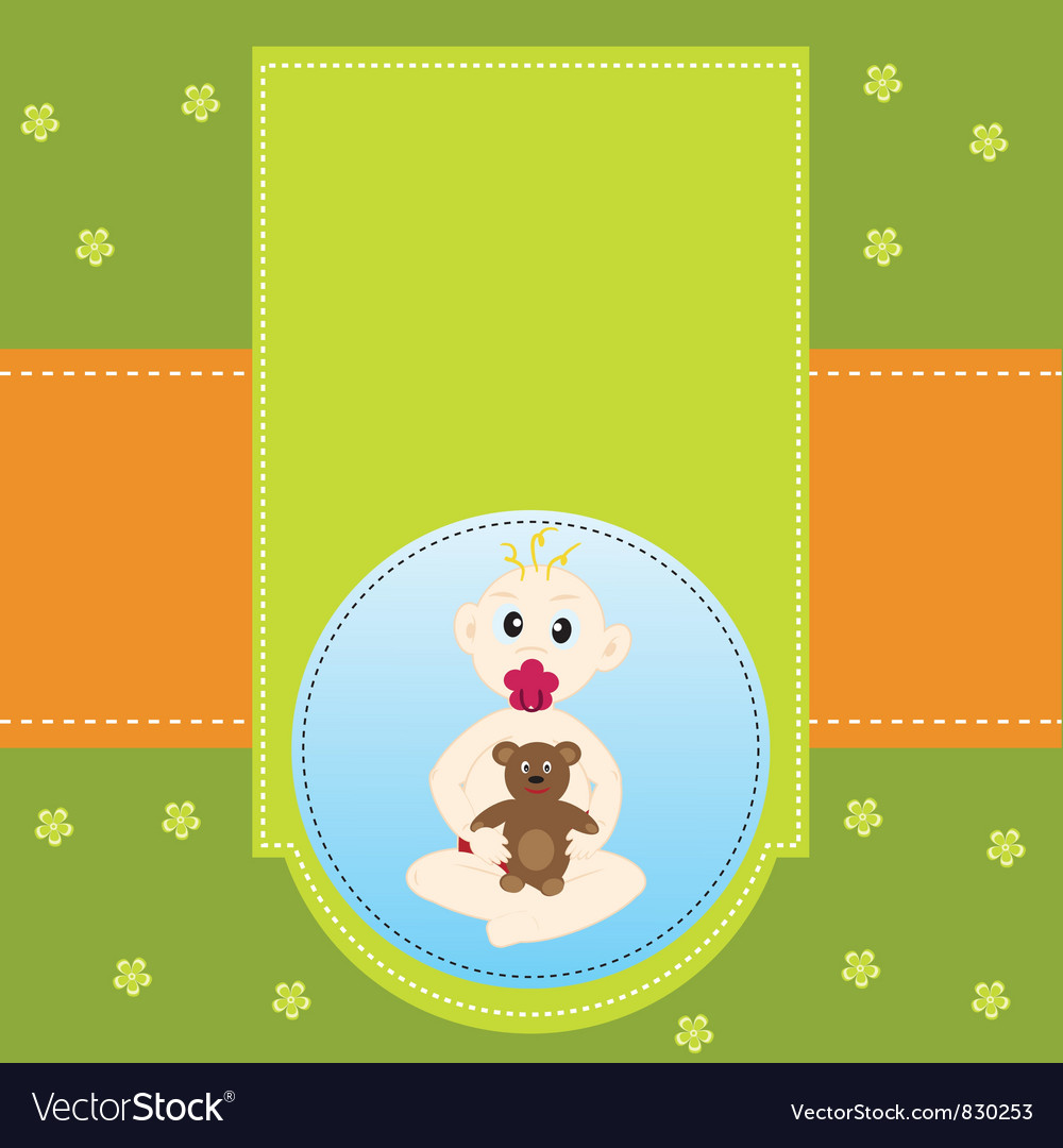 Greeting background vector | Price: 1 Credit (USD $1)