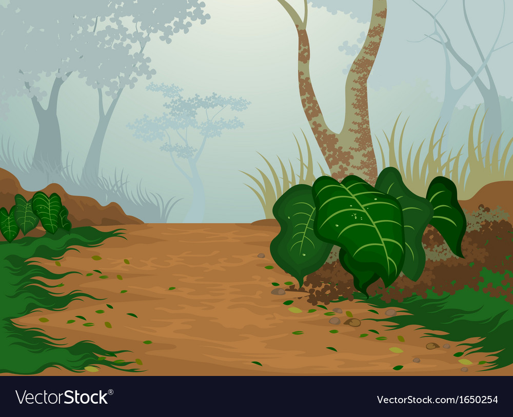 Beautiful nature vector | Price: 3 Credit (USD $3)