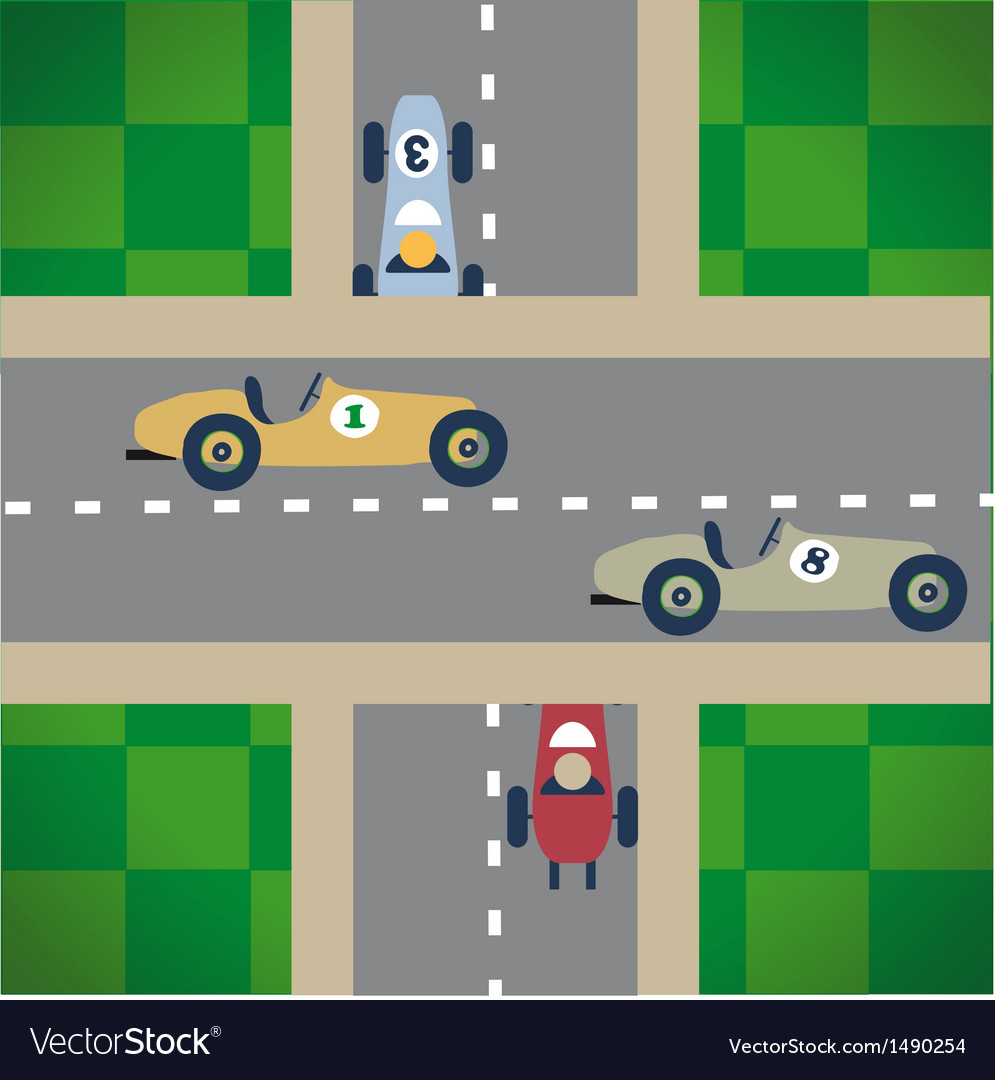 Race vector | Price: 1 Credit (USD $1)