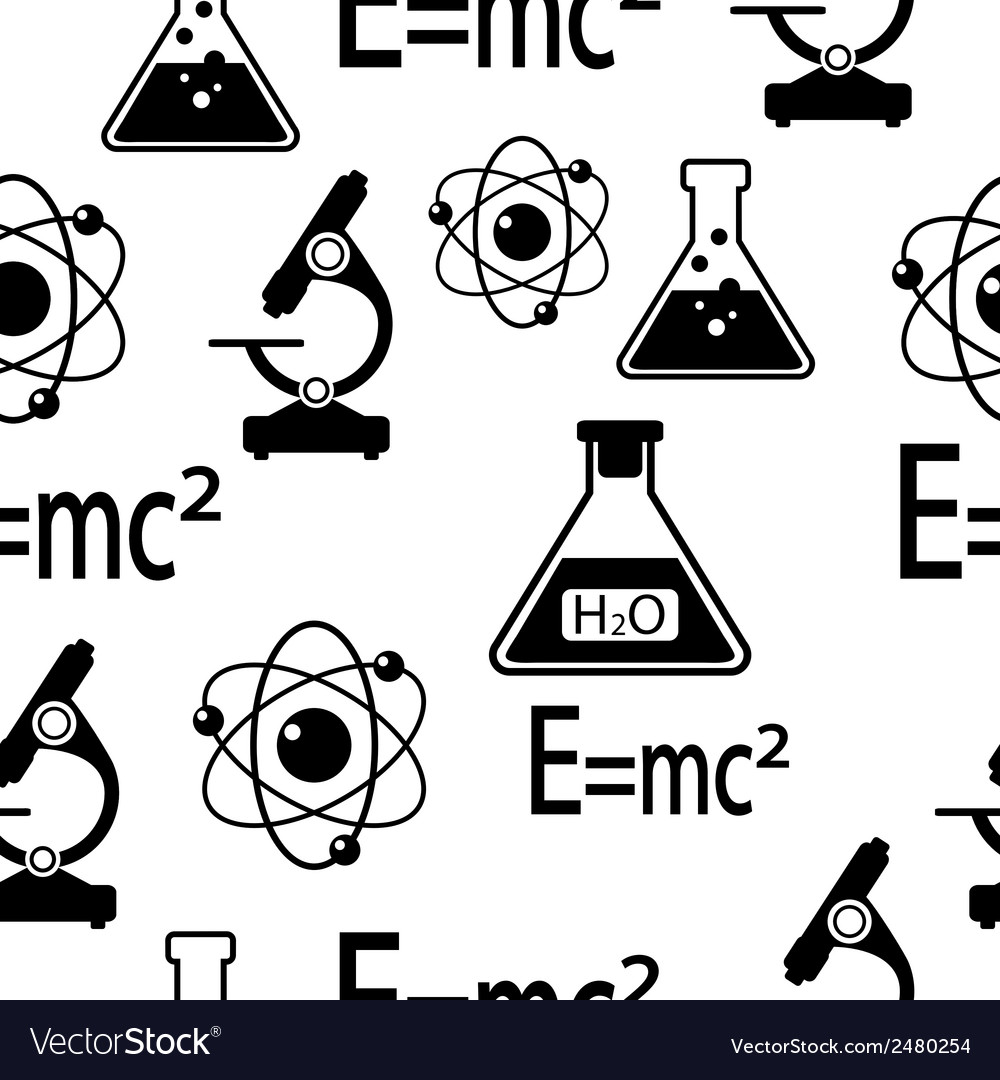 Science pattern vector | Price: 1 Credit (USD $1)
