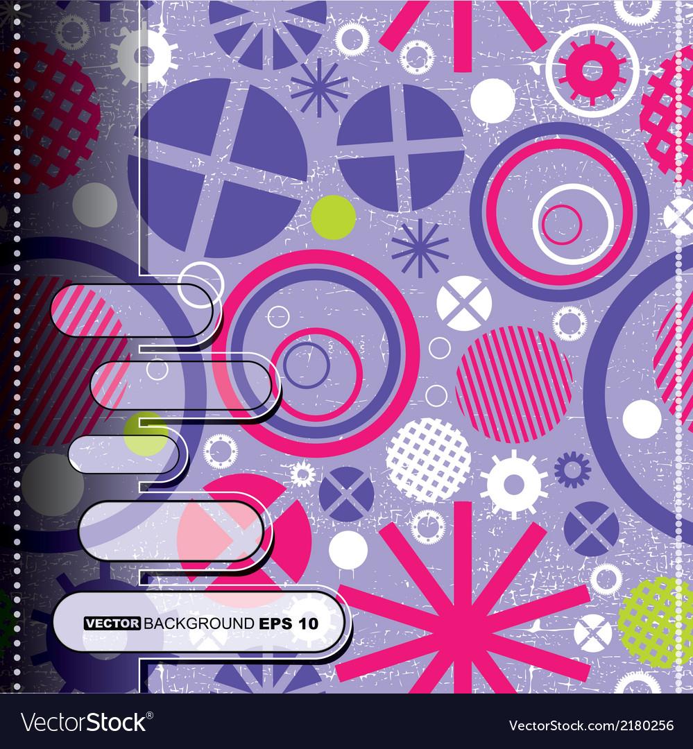 Decorative card vector | Price: 1 Credit (USD $1)