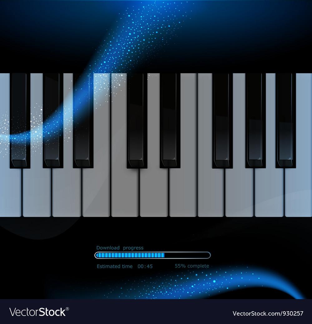 Piano2 vs vector | Price: 1 Credit (USD $1)