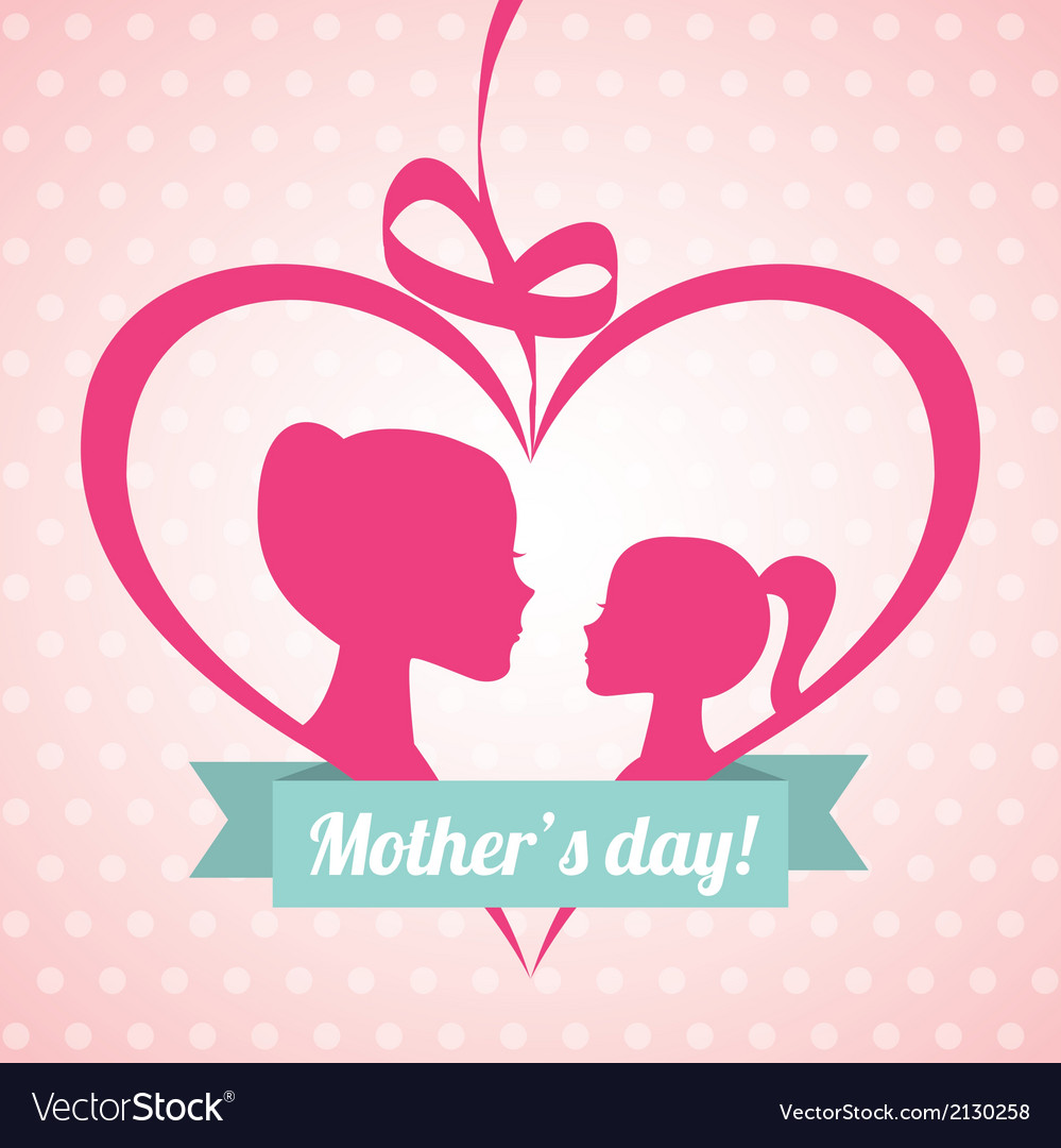 Mothers day vector | Price: 1 Credit (USD $1)
