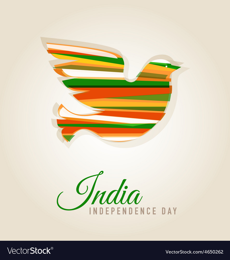 Independence day of india vector | Price: 1 Credit (USD $1)