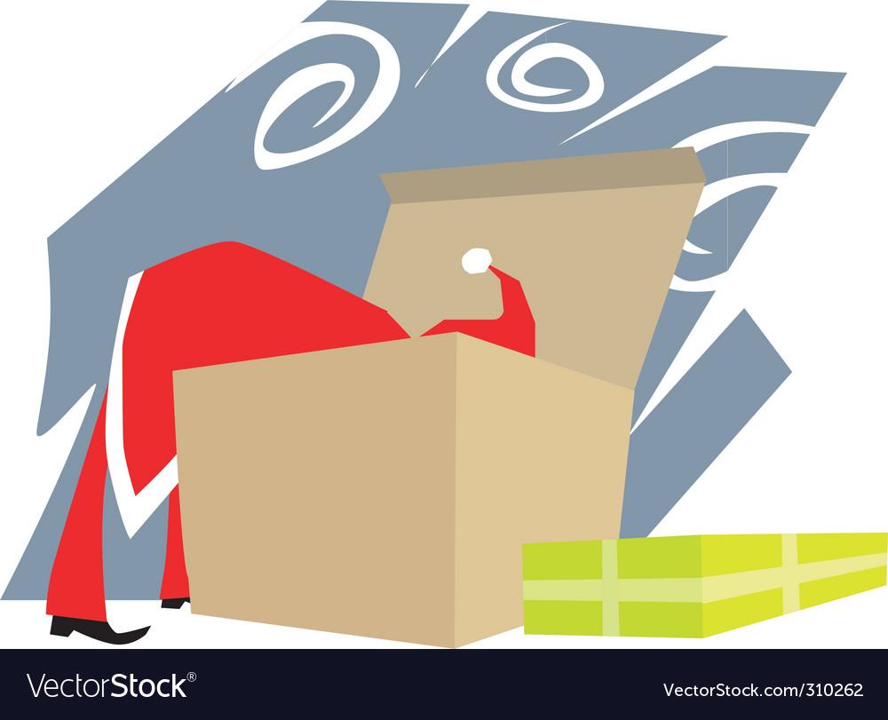 Santa clause vector | Price: 1 Credit (USD $1)