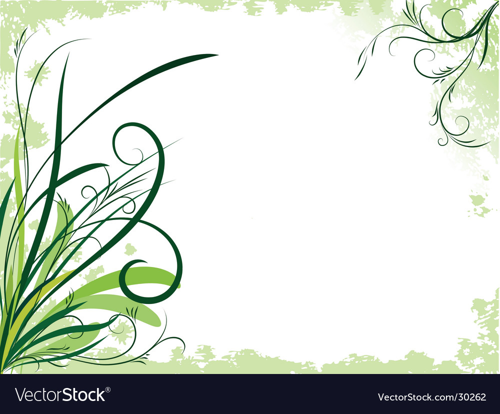 Spring floral background vector | Price: 1 Credit (USD $1)