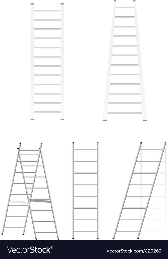 Set ladders vector   Price: 1 Credit (USD $1)