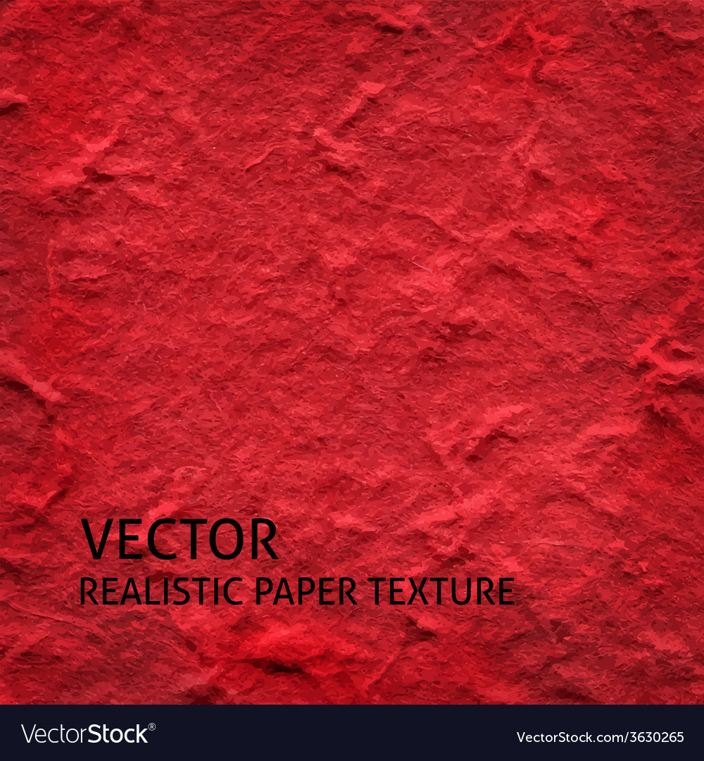 Red textured paper background vector | Price: 1 Credit (USD $1)