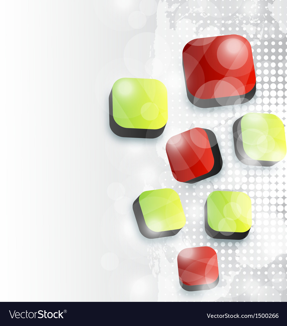 Abstract squares background for your advertise vector | Price: 1 Credit (USD $1)