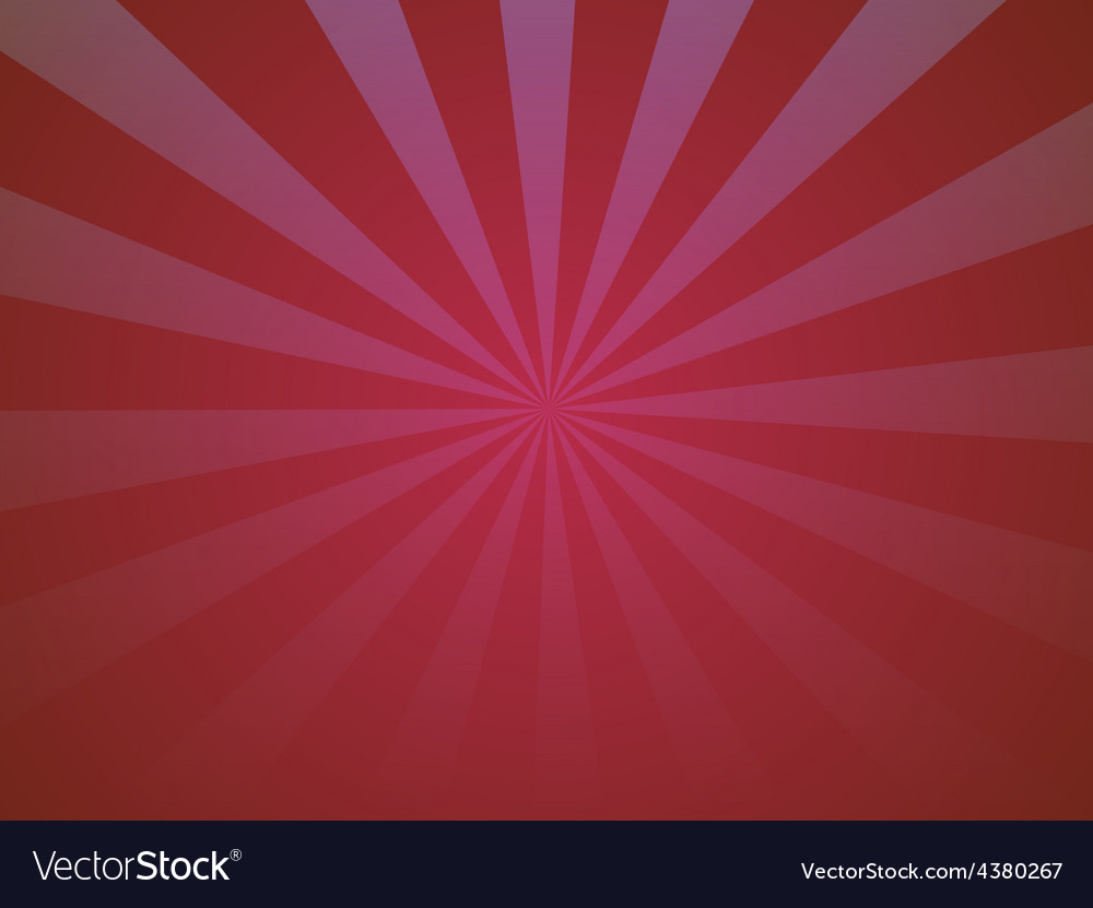 Vintage background with sunrise shining vector | Price: 1 Credit (USD $1)