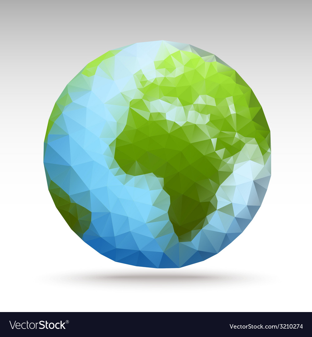 Polygonworld vector | Price: 1 Credit (USD $1)