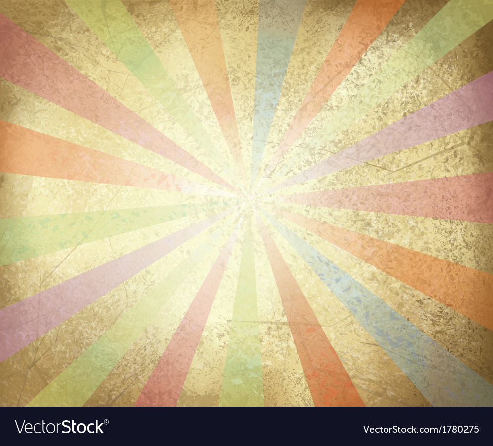 Old paper colorful vector | Price: 1 Credit (USD $1)