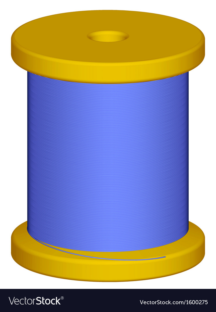 Spool vector | Price: 1 Credit (USD $1)