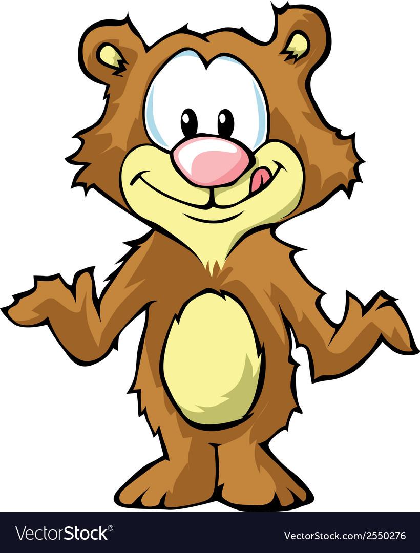 Cute bear vector   Price: 1 Credit (USD $1)
