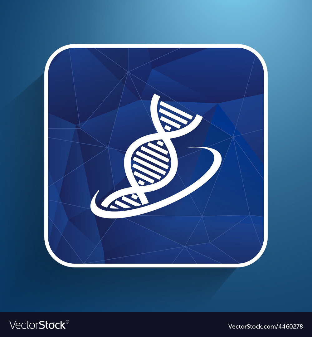 Molecular compound icon icon chemistry vector | Price: 1 Credit (USD $1)